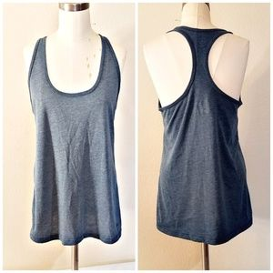 Nike dri-fit medium loose fit racerback tank